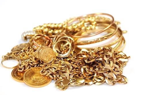 Myydä kultaa - Romukullan hinta